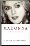 MADONNA : AN INTIMATE BIOGRAPHY - HARDBACK BOOK